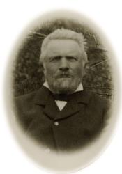 Portrett av Ole Refsnes, Valand i Grindheim.