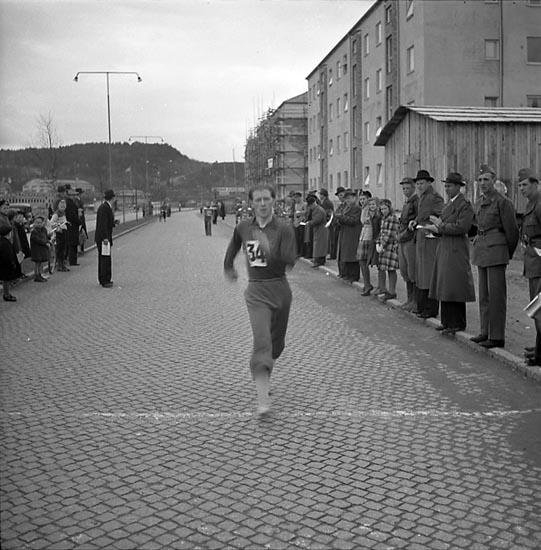 """Enligt notering: """"Typernas vårträff 26/4 1947""""."""