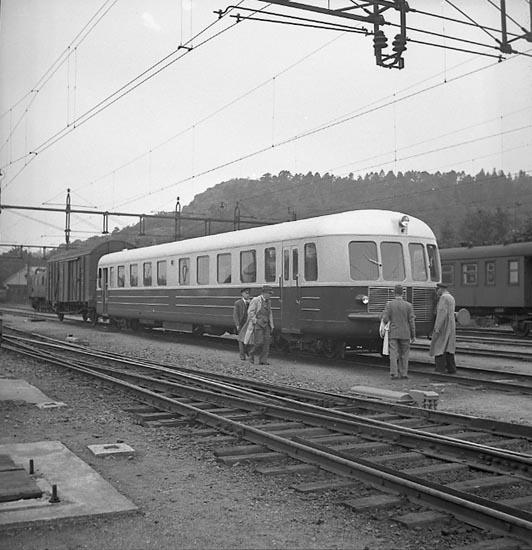 """Enligt notering: """"Buss (Portugal) 6/9 1948""""."""