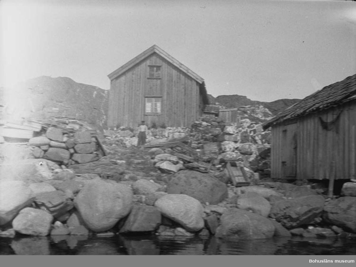 Bebyggelse på Ingegerdsholmen