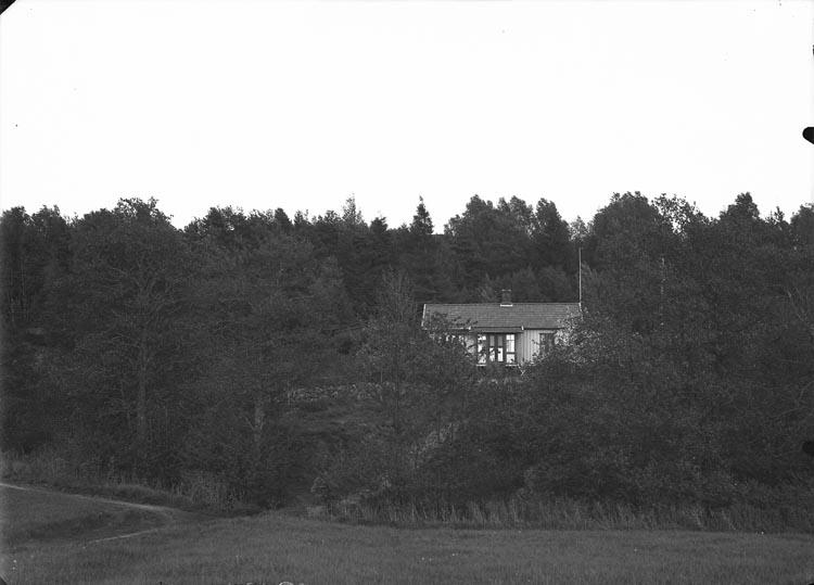 """Enligt fotografens anteckningar: """"1935, 54. Scholanders hem""""."""