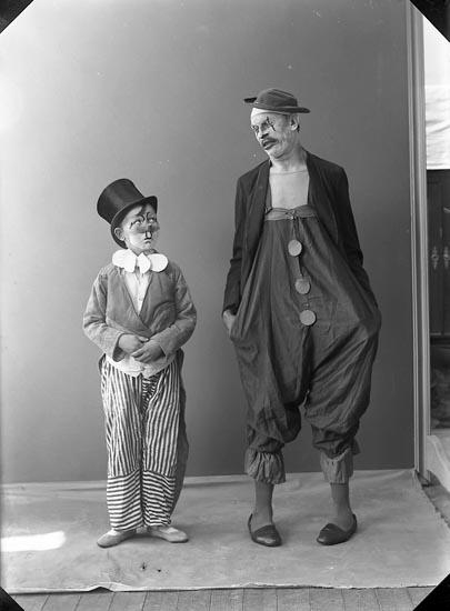 Cirkus Sarasso juni 1915