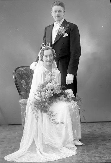 "Enligt fotografens journal nr 6 1930-1943: ""Hansson, David Lundby Skårby""."