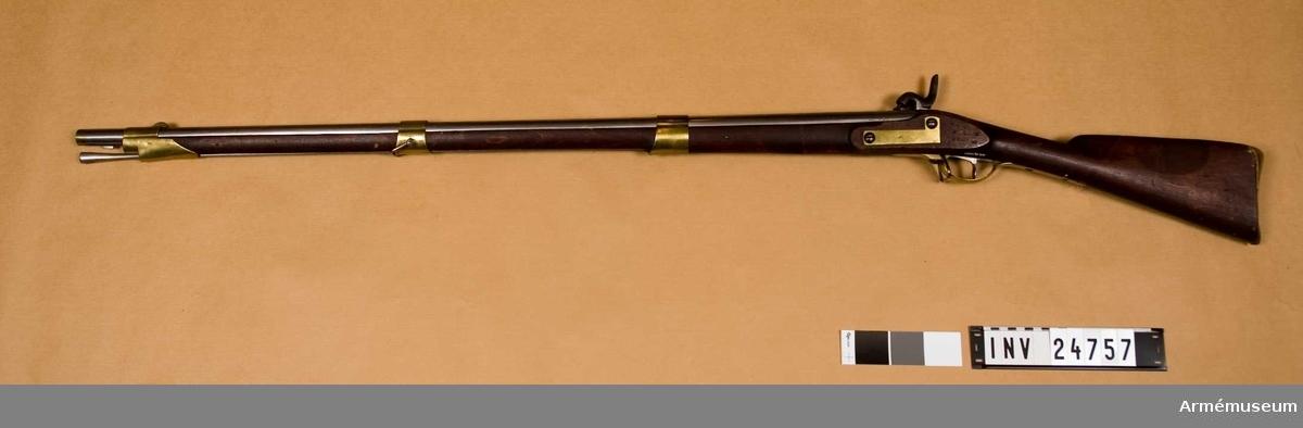 Grupp E II Kal 18,6 mm.  Tillverkningsnummer 465