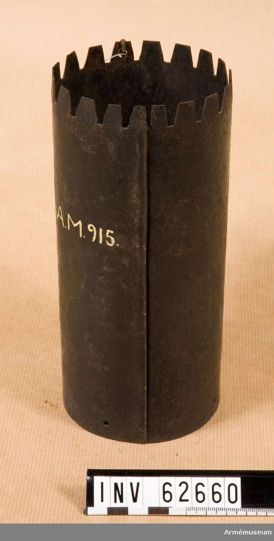 Grupp F II.  För 2-lödigt skrot. Tillverkad som modell i och för upphandling år 1843.