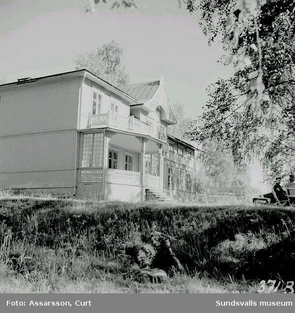 Gästgivargården i Östavall.