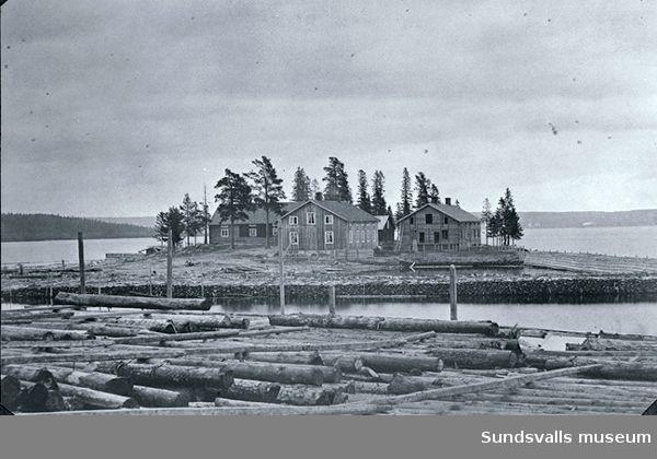 Vivstavarv - bostäder på Lilla Bölesholmen