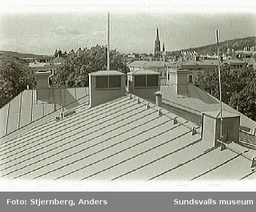 Sundsvalls teaterbyggnad