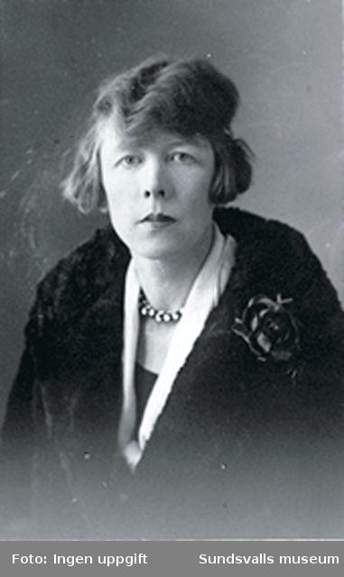 Sigrid Hjertén.
