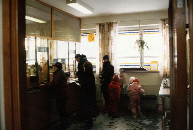 Postkontoret 162 02 Vällingby Multrågatan 56