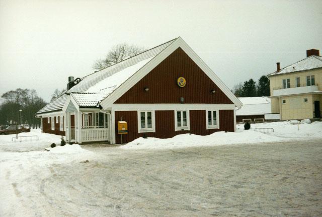 Postkontoret 570 03 Vrigstad Växjövägen 4