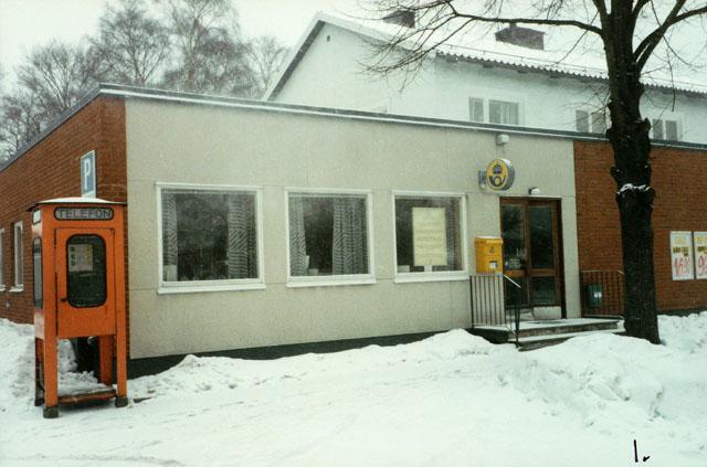 Postkontoret 370 45 Fågelmara