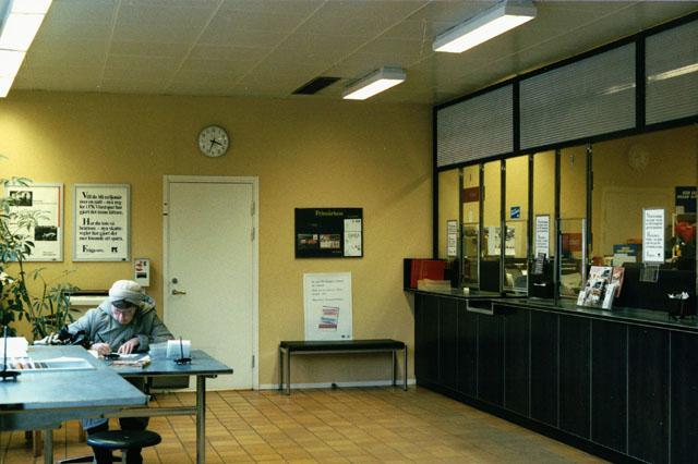 Postkontoret 431 02 Mölndal Krokslätts Torg