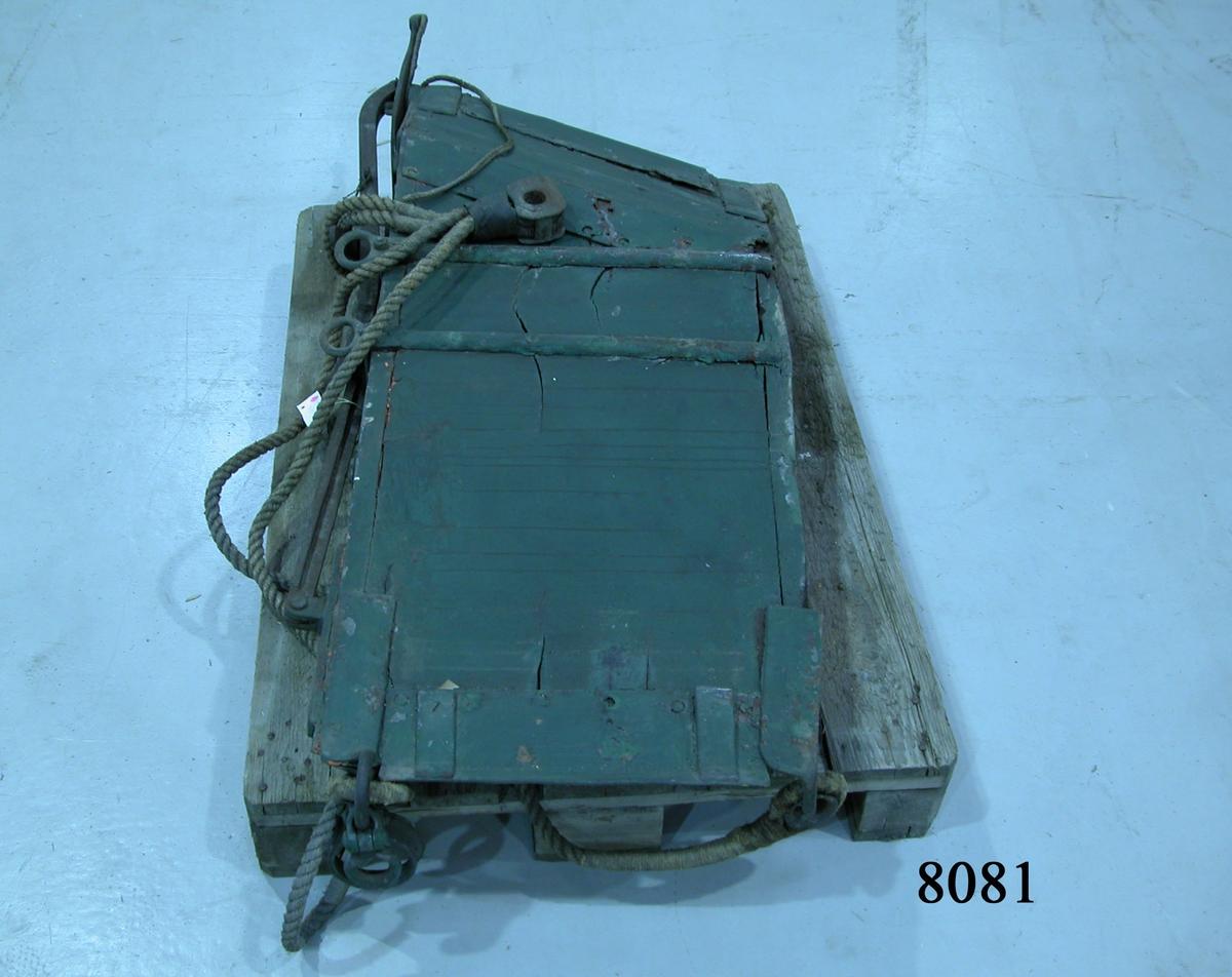 Mina, Harveys patent