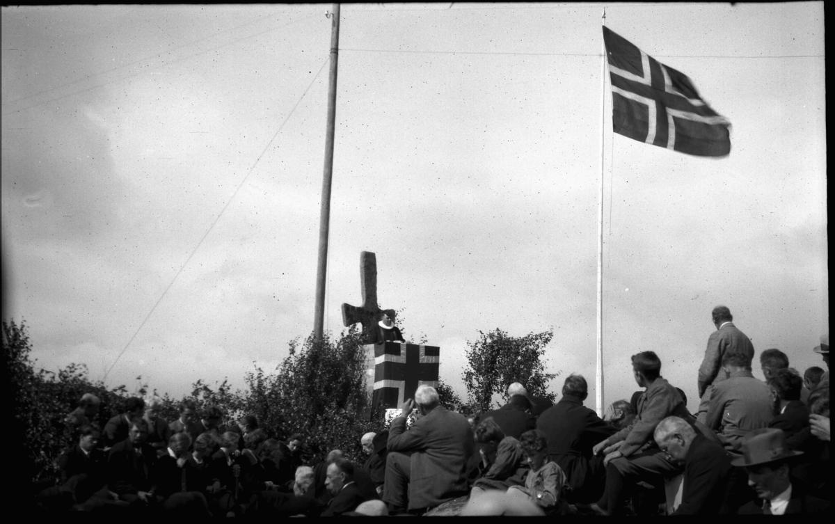 Friluftsgudsteneste i Korssund