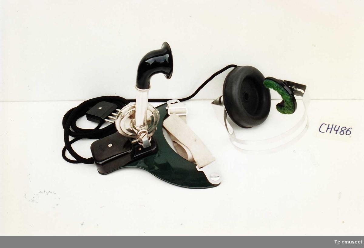 Hodemikrotelefon
