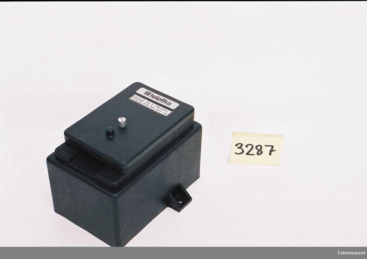 Filter FL 3. MAT, 474,141,311,H Brukes på telefonlinjermed flere abbonenter