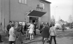Premiär för filmen Ådalen -31 i Kramfors.