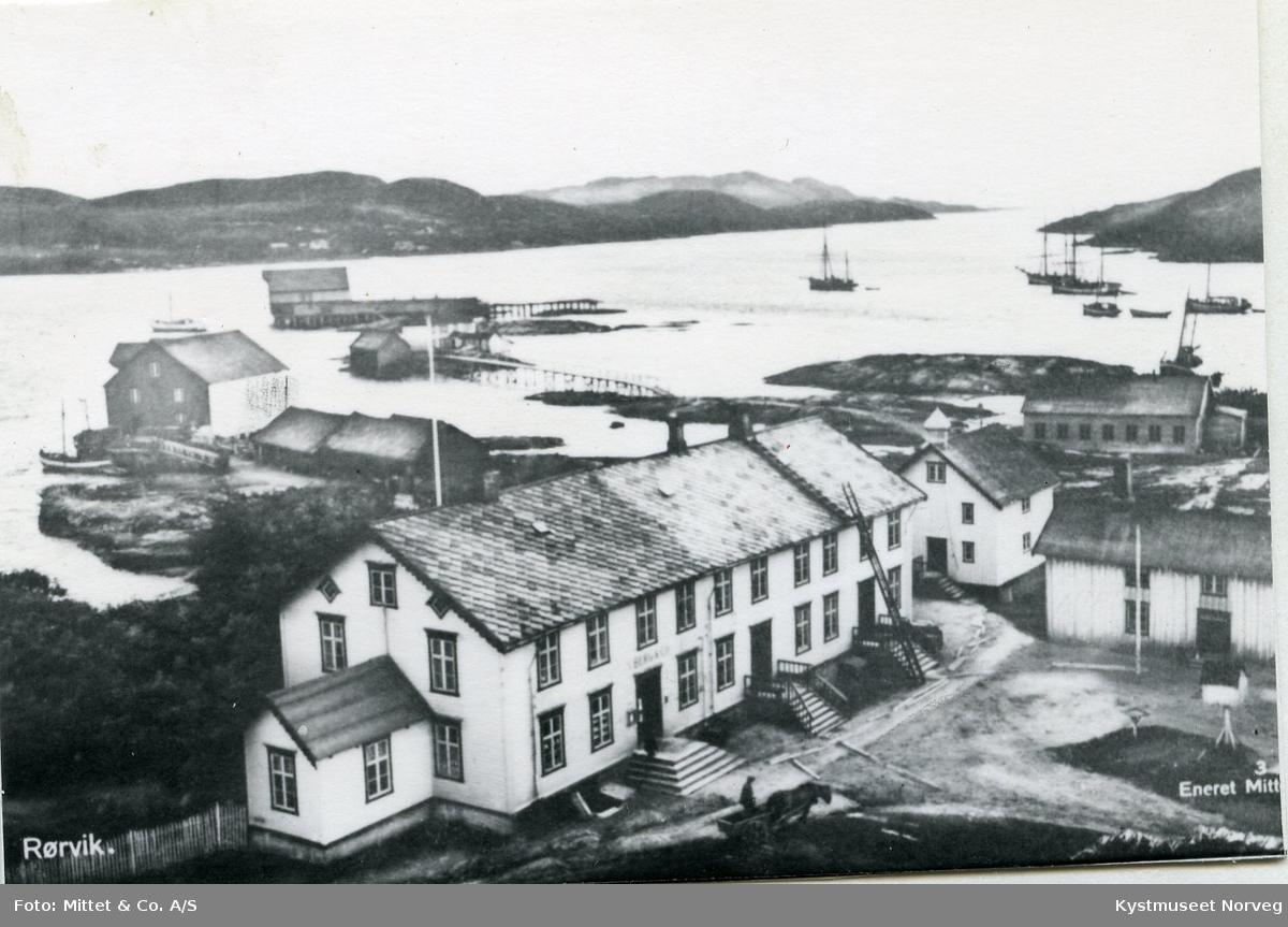Rørvik, Berggården