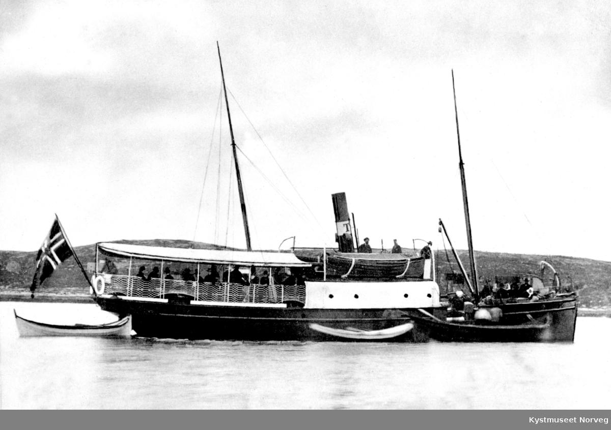 Lokalbåt fra Torgattens Dampskipsselskap