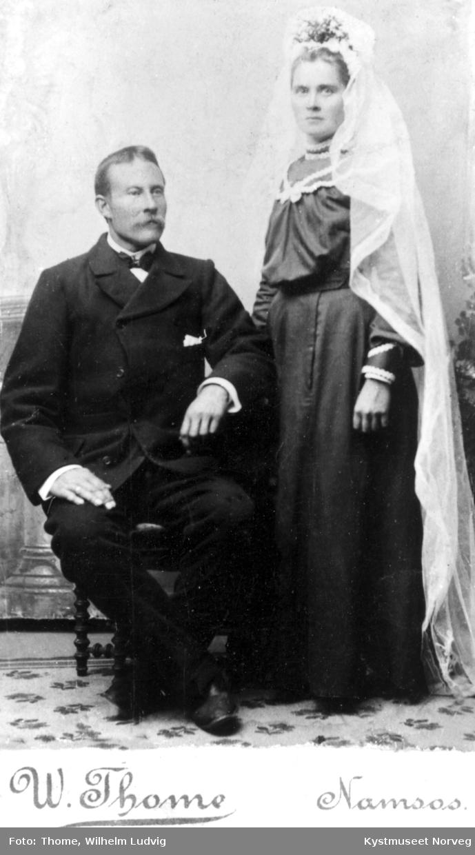 Ragna Lyngsnes Vennevik og Ole Vennevik