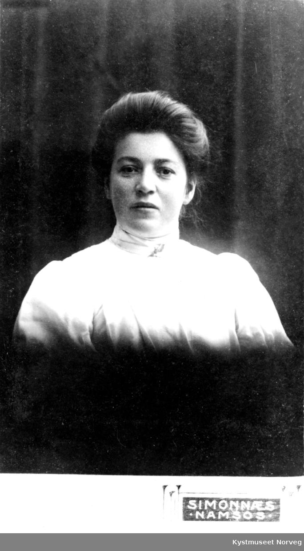 Jørgine Marie Vikestad Fornes