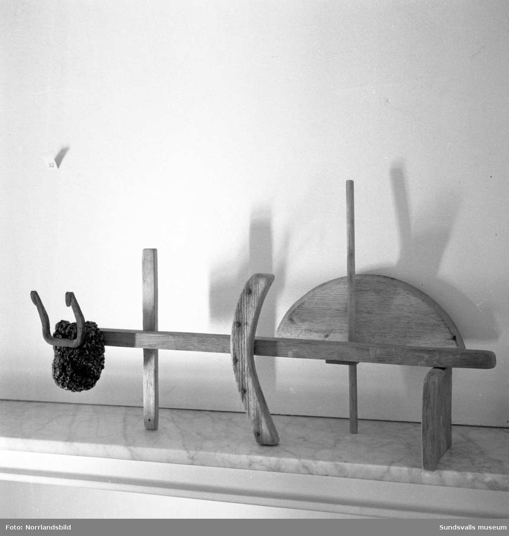 Alfons figurer. Sundsvalls museum.