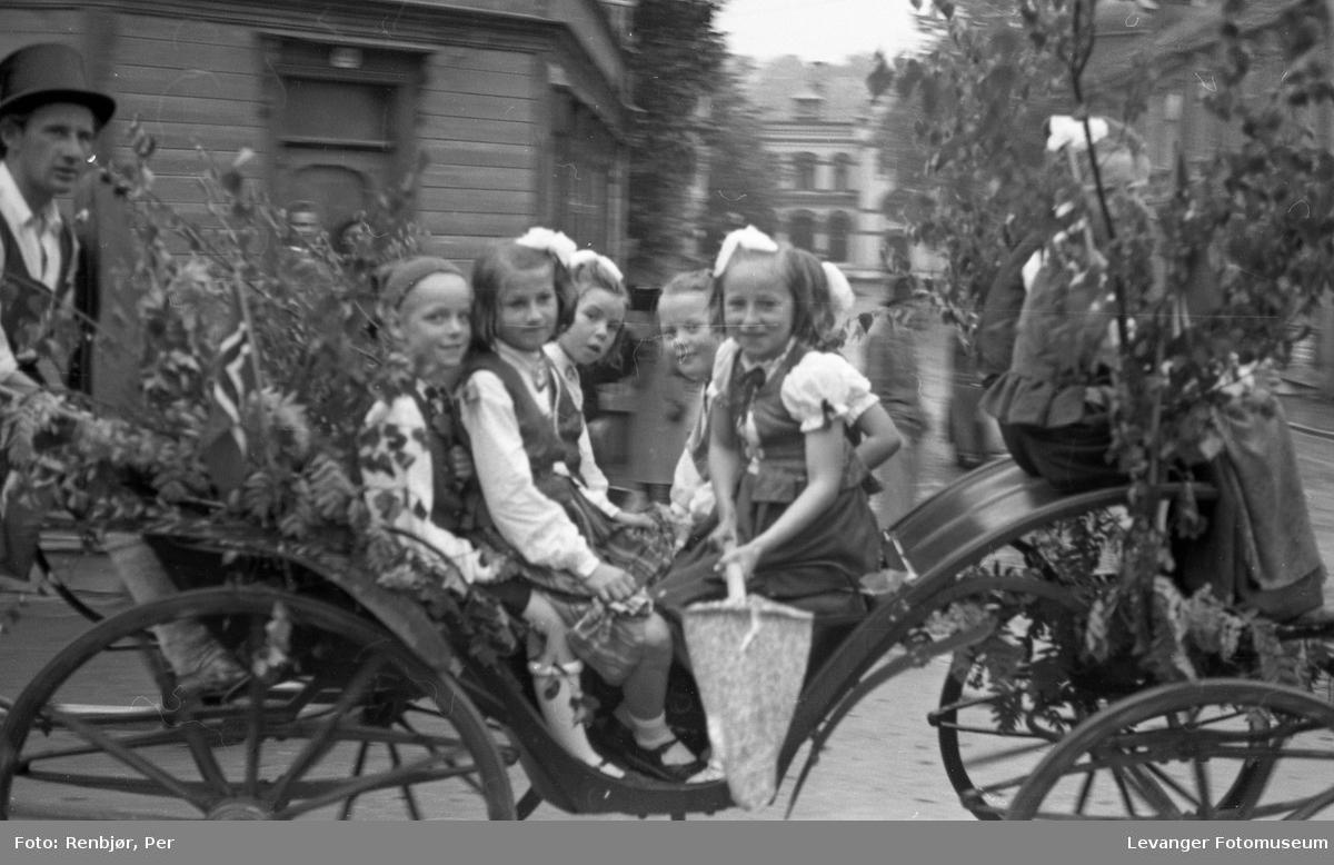 Barnas dag, Levanger