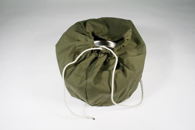 Kjele i stoffpose
