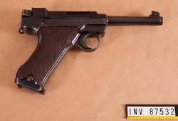 Pistol L 35 Finland