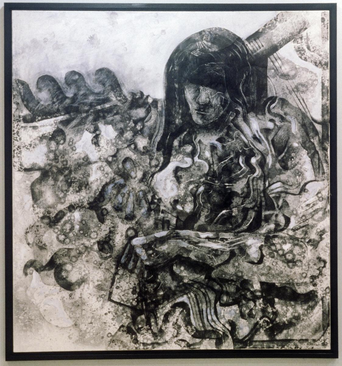 Bilderesultat for katastrofe kunst