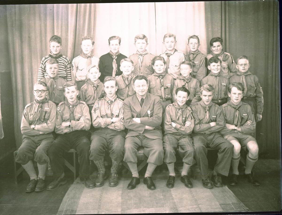 Gruppebilde - Haugesund Speidertropp