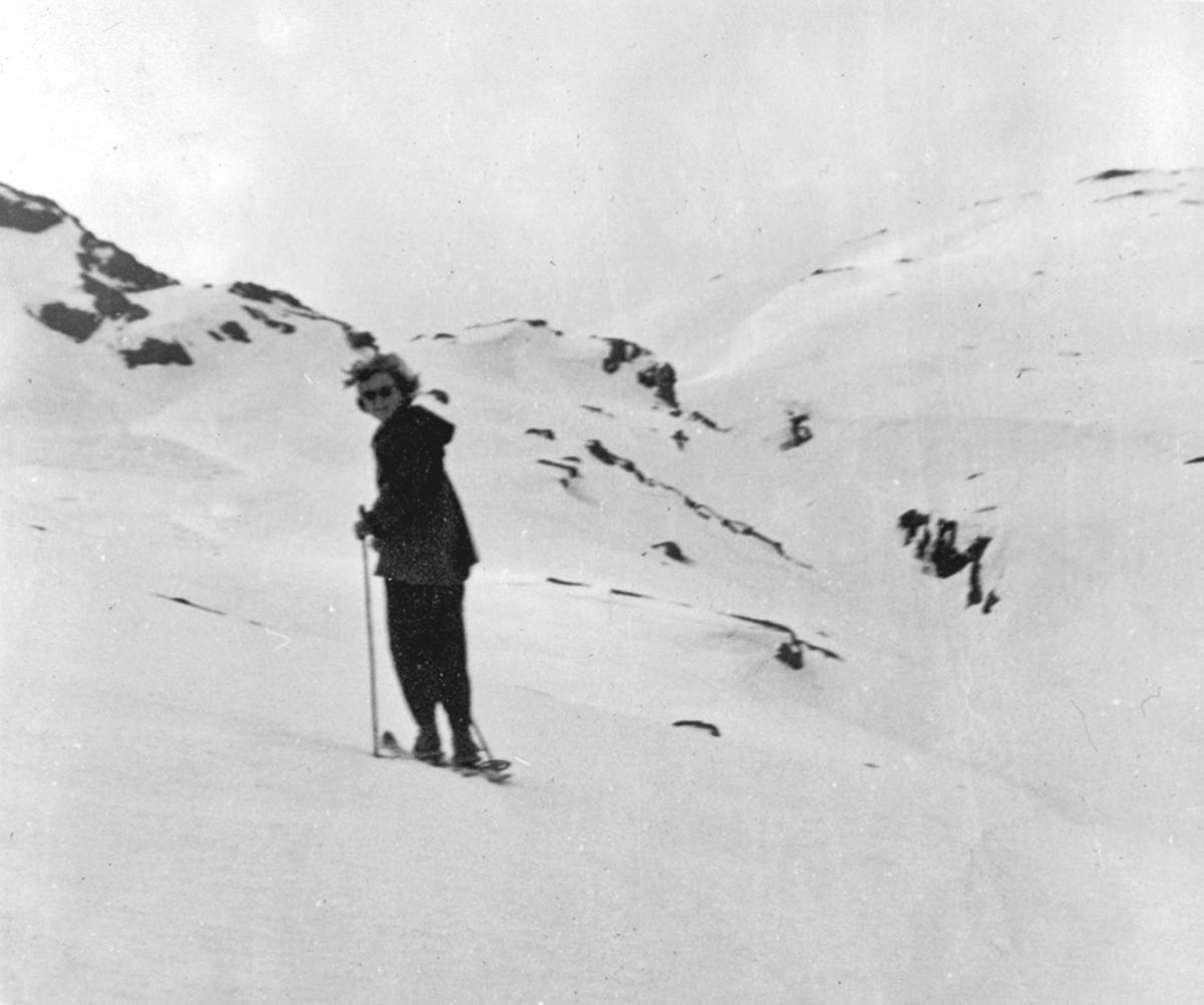 Skitur på Seljestad