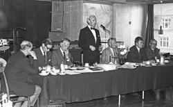 A/S Avisdrift - Generalforsamling på Hotell Saga 18.05.1971.