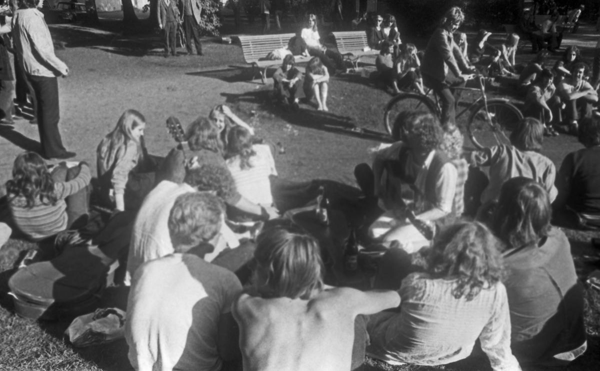 Visefestival. 10/7-1972.
