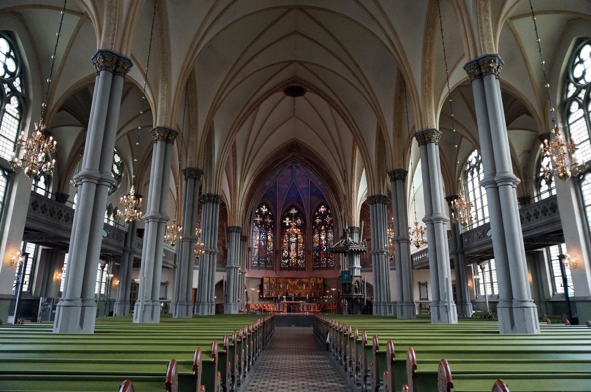 Oscar Fredriks kyrka - About   Facebook