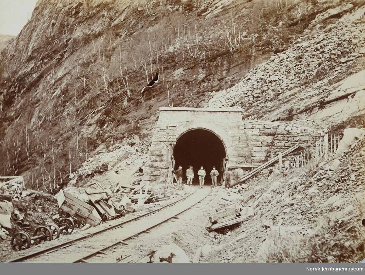 Kløftefjell tunnel, ny tunnelportal