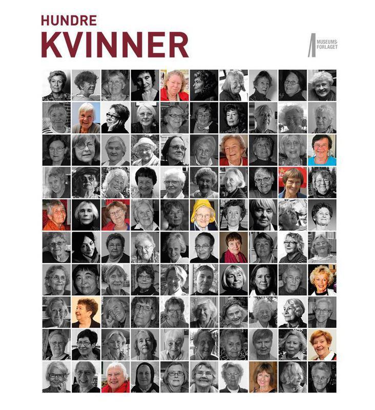 Hundre kvinner, forside bok (Foto/Photo)