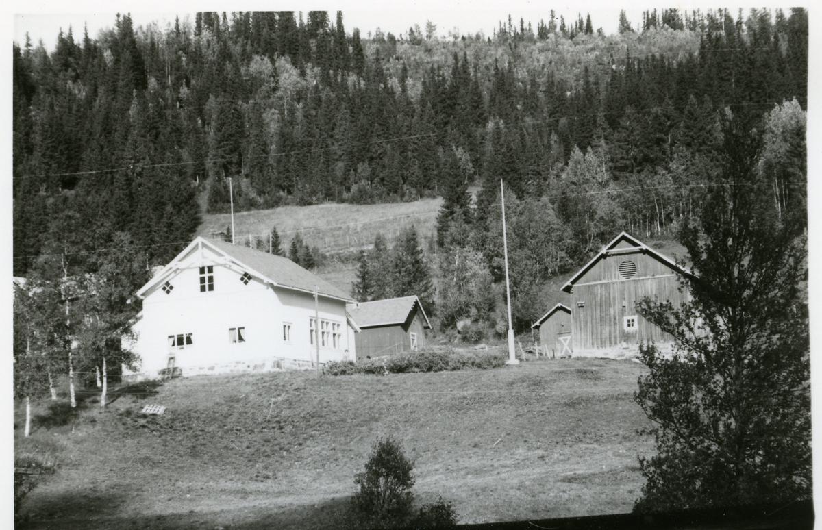 Rust skule i Etnedal kommune i Valdres.