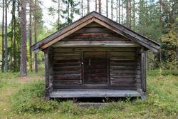 Matbu / stabbur fra Allmennholtet, Våler