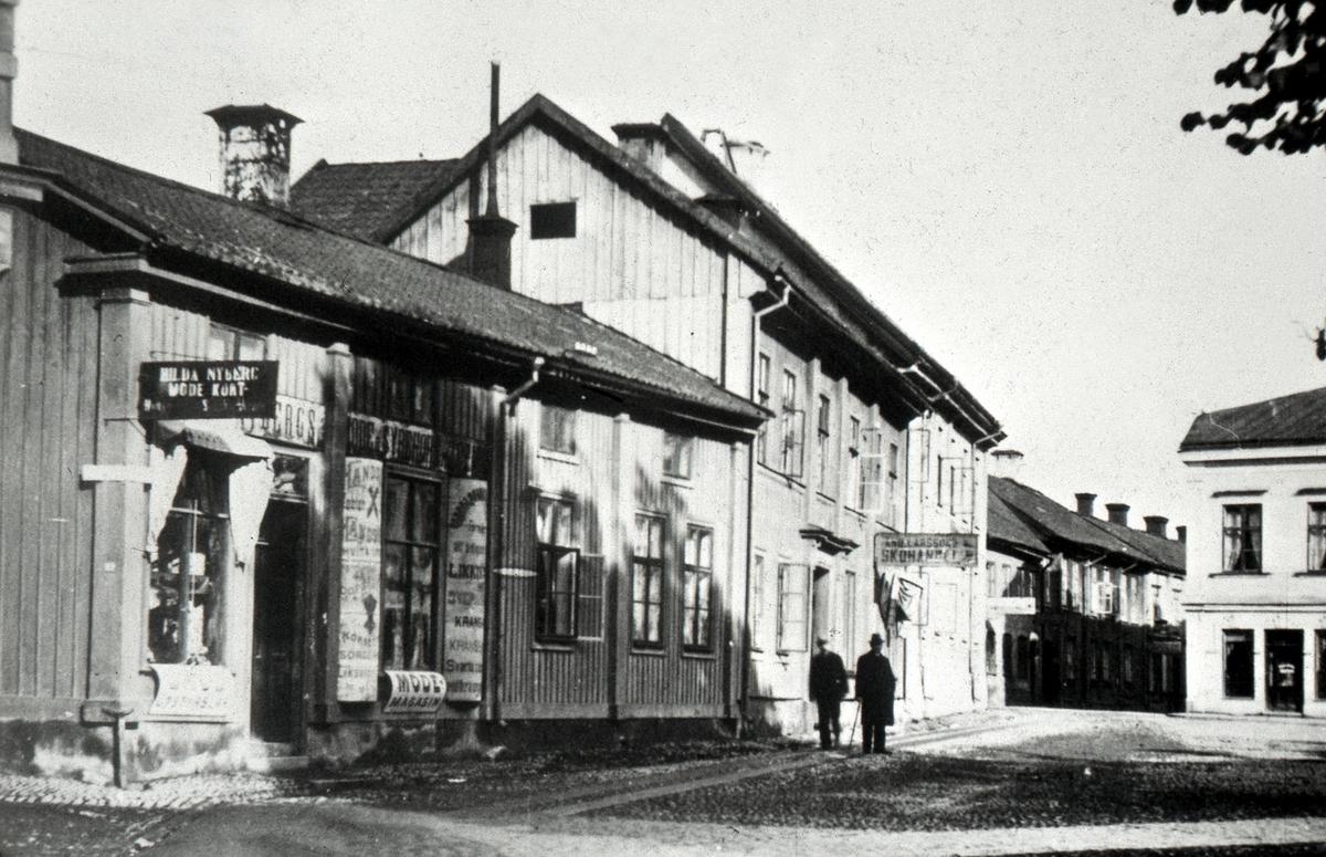 Gamla gatan vid Järntorget i Örebro, Silltorget