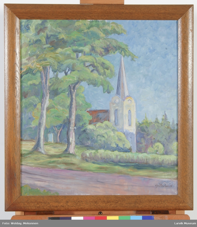 Larvik Kirke