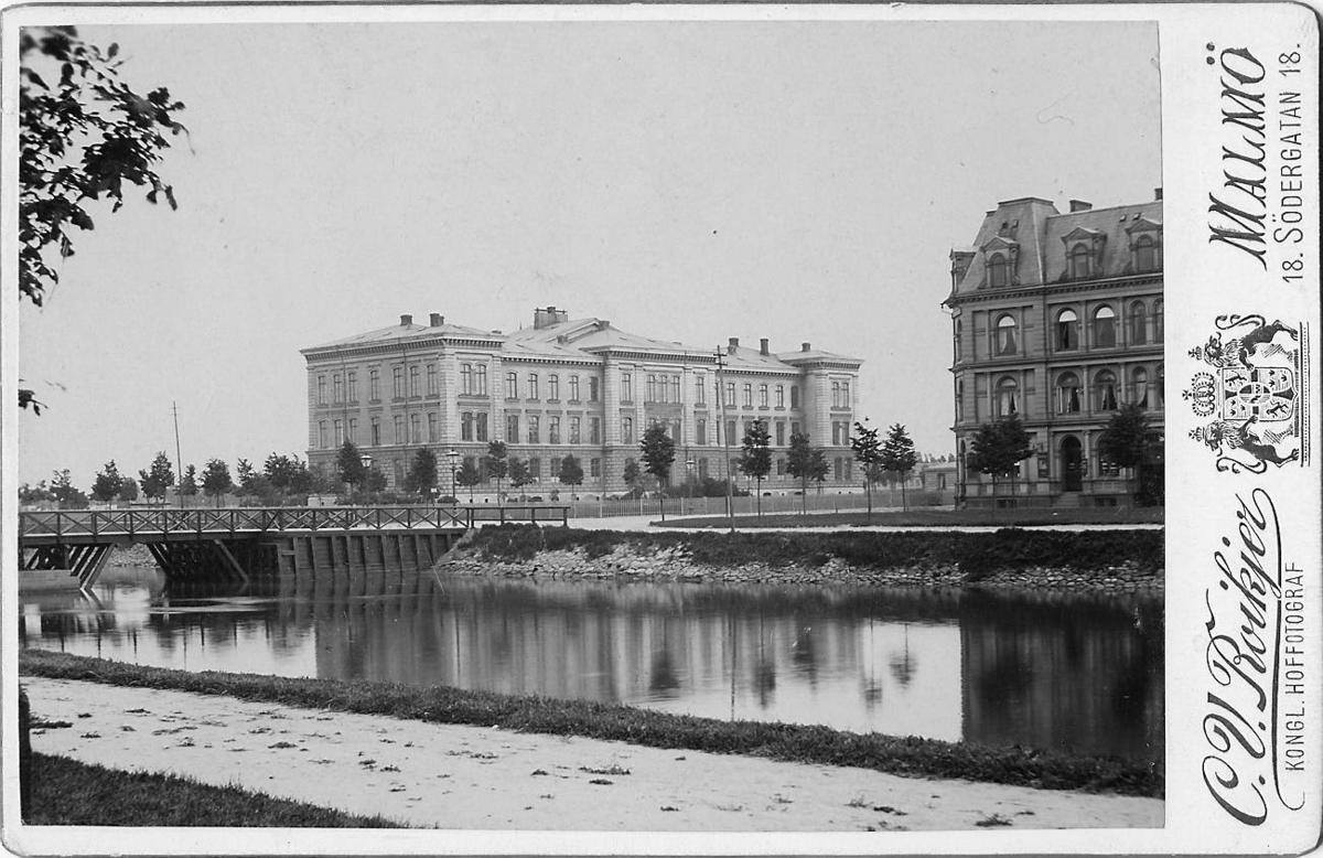 Läroverket i Malmö, trolgen under 1890-talet