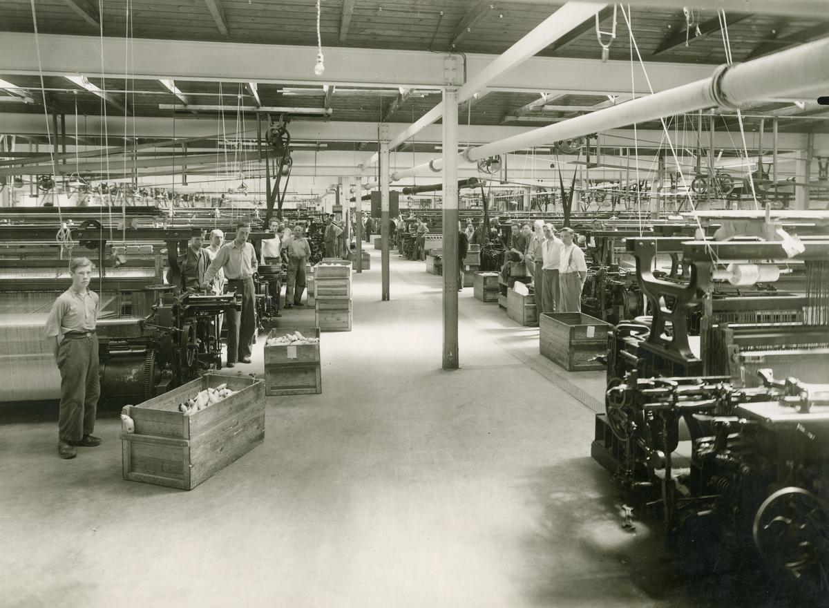 Schullström & Sjöströms Fabrik Södermanland.