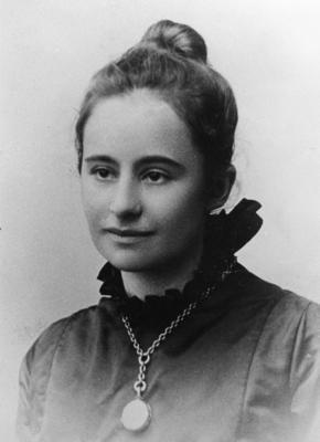 Tilla Valstad (1871-1957) (Foto/Photo)