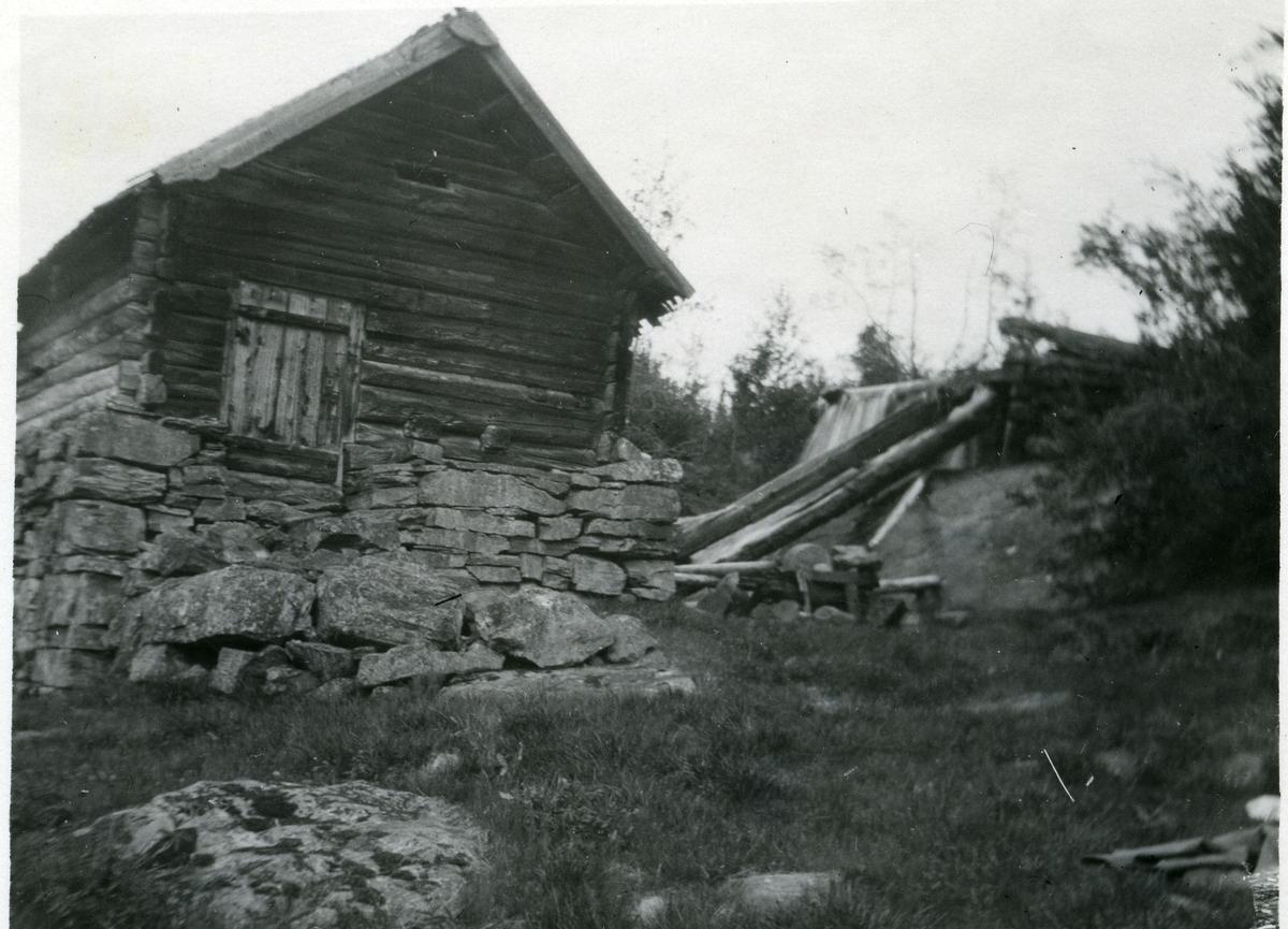 Vestre Hauge-kverna I Vestre Slidre i Valdres.