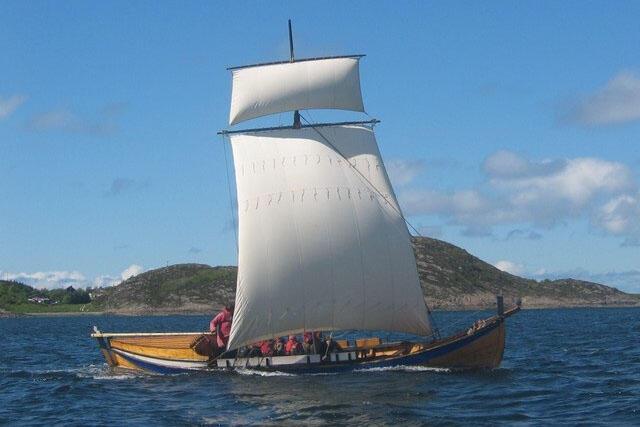 Læstabåten Skarv, bygd 2004