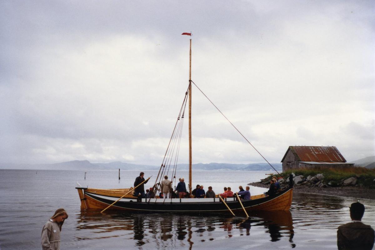 Sjøblomsten, bygd 1991. (Foto/Photo)
