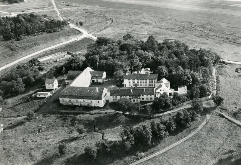Ringve farm around 1940