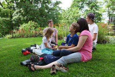 Piknik i Parken